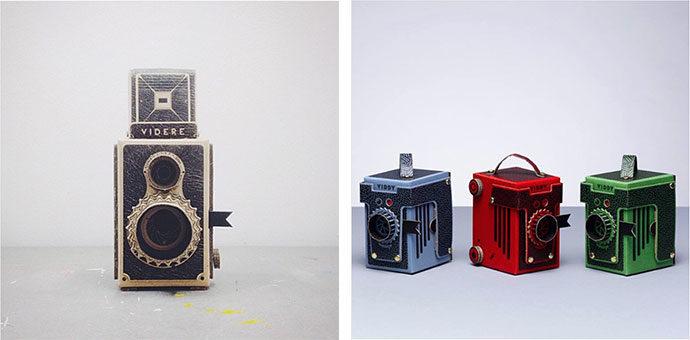 親子体験におすすめな工作キット トイカメラ The Pop-Up Pinhole 商品画像