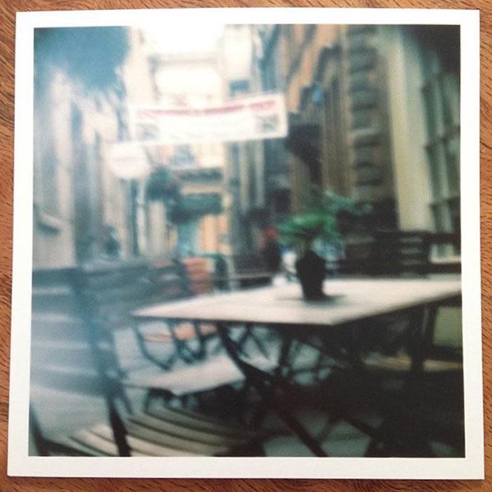 親子体験におすすめな工作キット トイカメラ The Pop-Up Pinhole 撮影写真