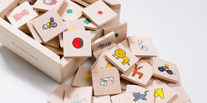 ギフトに贈っても、飾っても素敵な「アートな木製おもちゃ」