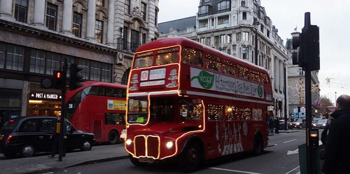 ロンドン の クリスマス風景【ロンドンの子育て】