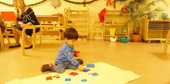 ロンドンのモンテッソーリ幼稚園をレポート【ロンドンの子育て】