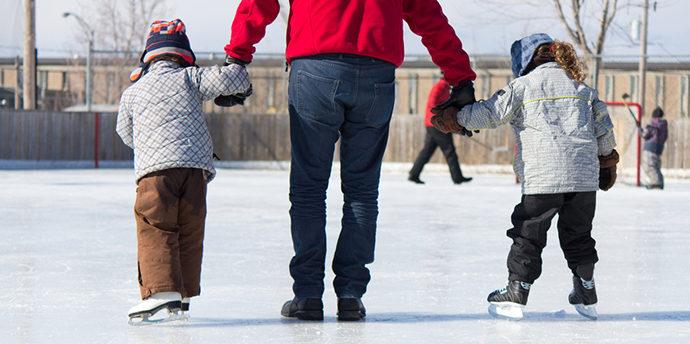 【親子で体験しよう】3月までオープン&年中スケートが楽しめる!都内近郊アイススケートリンク