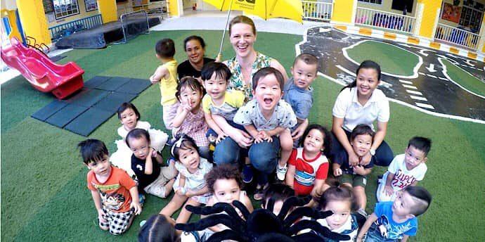 タイ・バンコクの教育の魅力【タイの子育て】