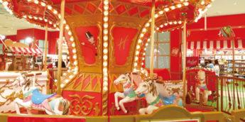 【来店レポート】「 ハムリーズ横浜ワールドポーターズ店 」- イギリスから初上陸のおもちゃ屋さん