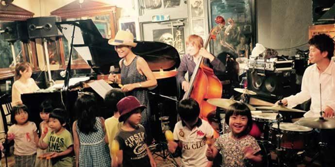 【横浜】親子でジャズライブ「みんなのJAZZ PARTY」