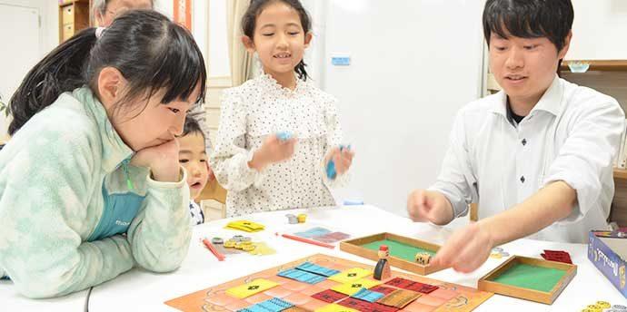 【遊び場・東京】毎月開催!子供向けボードゲーム交流会「キッズボブ」体験レポート