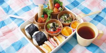 親子のためのピクニック弁当アイデア3選