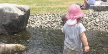 【遊び場・東京】親子に人気!二子玉川エリアの水遊びスポット3選