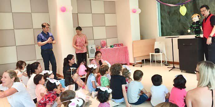 シンガポールの幼稚園1