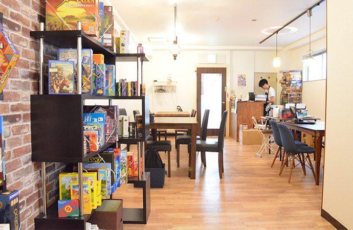 ボードゲームカフェ ASOBAKO