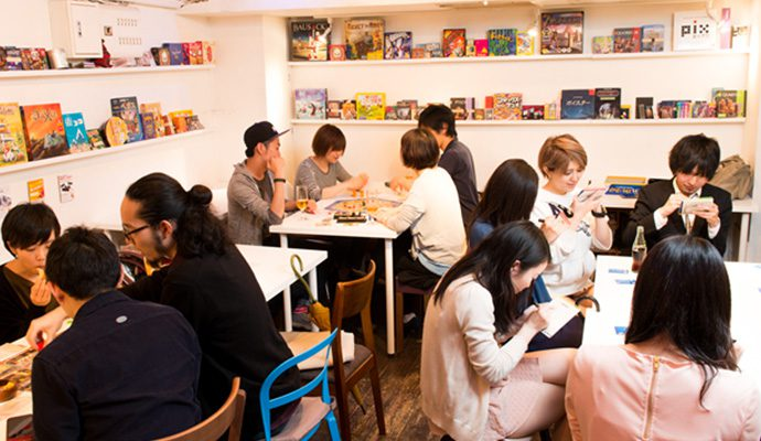 JELLY JELLY CAFE(渋谷店)