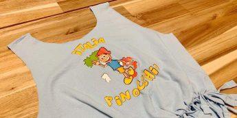 簡単可愛い!Tシャツをリメイクしてオリジナルバッグを作ろう【工作小学生】