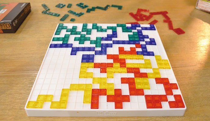 小学生向けゲーム「ブロックス」