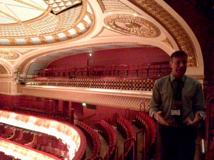 ロイヤル・オペラハウスのメイン・ホール